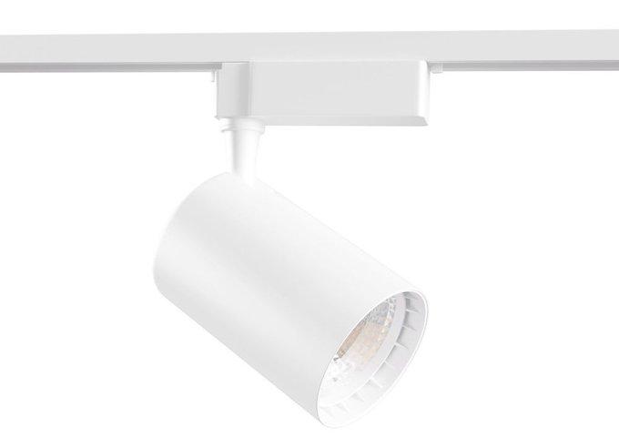 Трековый светодиодный светильник Track из металла и алюминия
