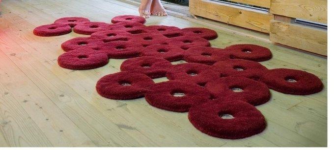Дизайнерский ковёр NOW CARPETS Francesc Rife Funghi 140х70 см