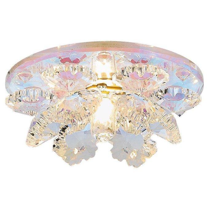 Встраиваемый светильник Crystal из стекла