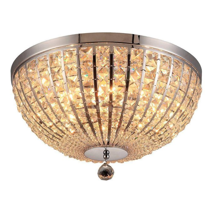 Потолочный светильник Jenniferс плафоном из хрусталя