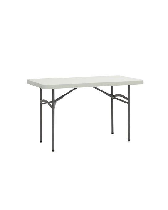 Обеденный стол Кейт со стальным каркасом