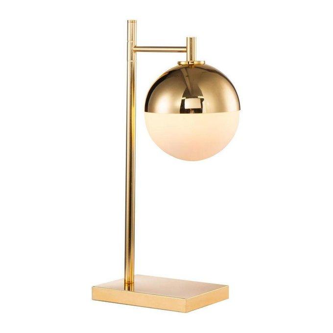 Настольная лампа Tous золотого цвета