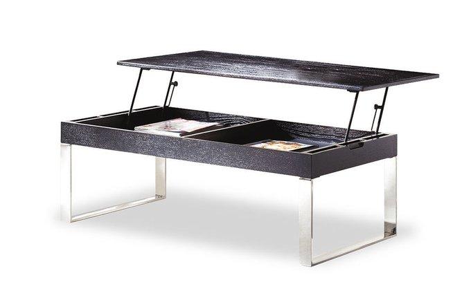 Журнальный стол с подъемной столешницей