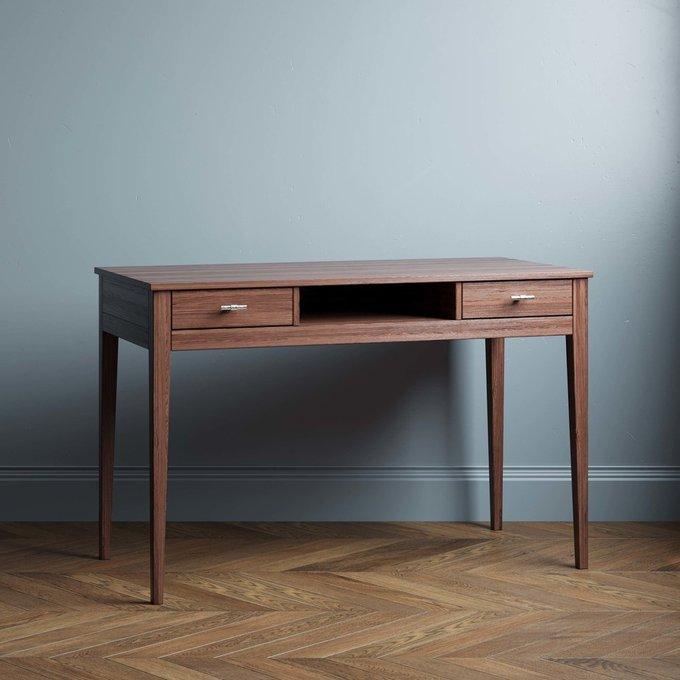 Письменный стол Ustas-1 160х60 черного цвета