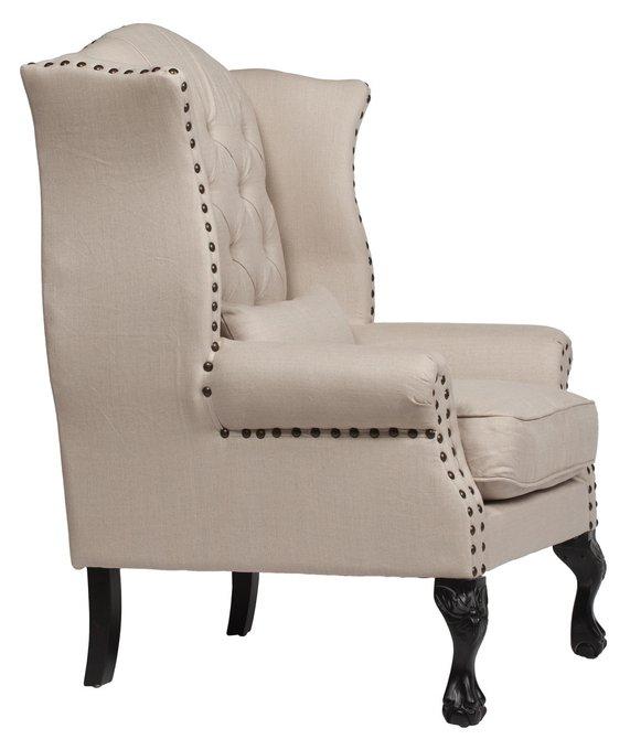 Кресло Rimini бежевого цвета