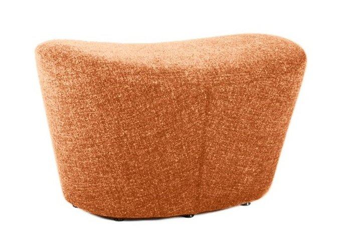Оттоманка Papilio Lounge Chair Оранжевая Кашемир