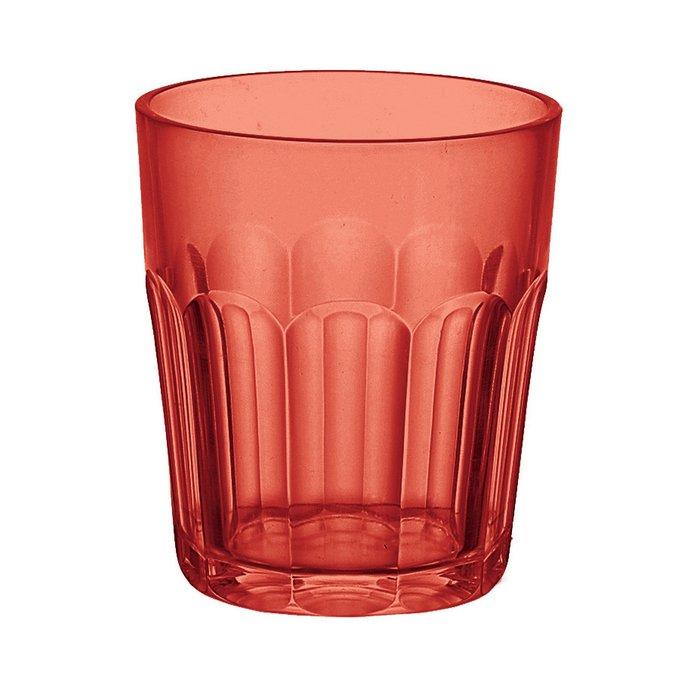 Стакан Happy Hour красного цвета