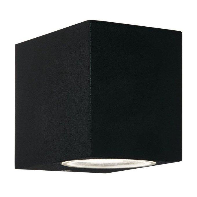 Уличный настенный светильник Ideal Lux Up Nero
