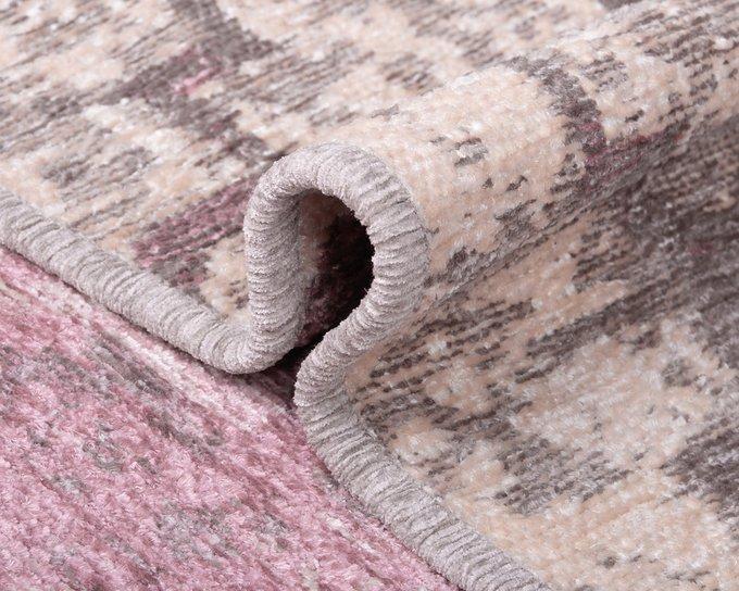 Ковер Rast Amaris бежево-розового цвета 160х230