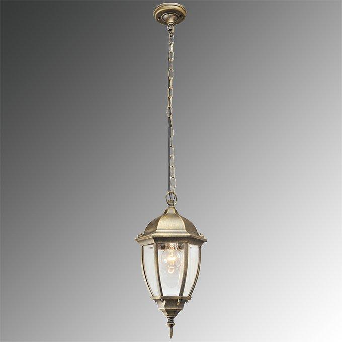 Уличный подвесной светильник MW-Light Фабур