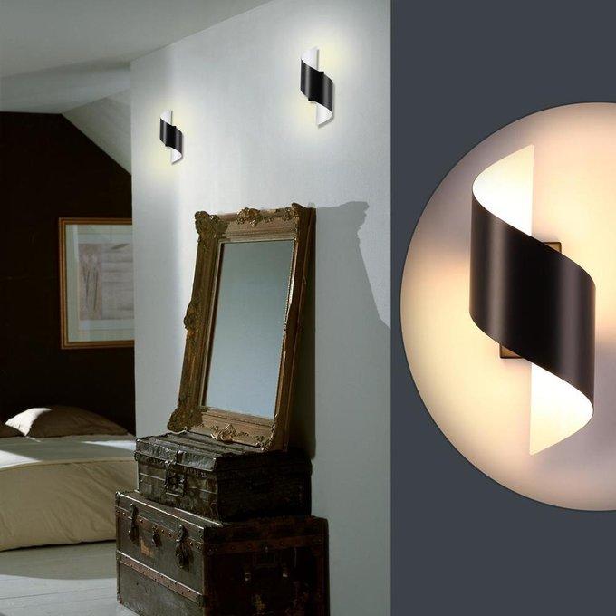 Настенный светодиодный светильник Boccolo из металла