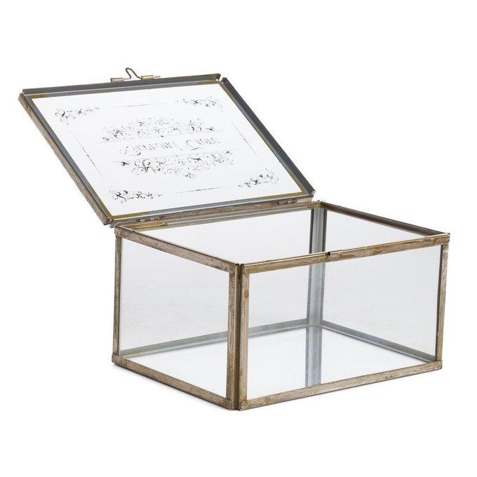 Корбка для ювелирных украшений June Большая