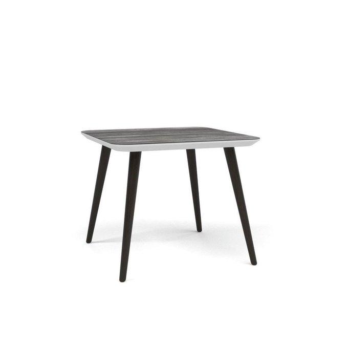 Журнальный стол Scale Quadro венге+эмаль