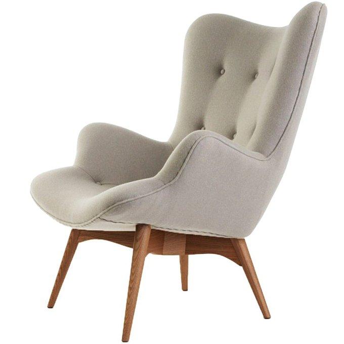 Кресло Contour, серый