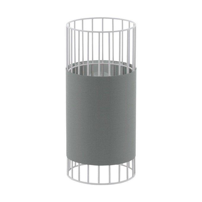 Настольная лампа Norumbega серого цвета