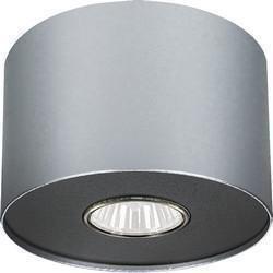 Потолочный светильник Point серебряного цвета