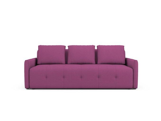 Диван-кровать Bronks пурпурного цвета