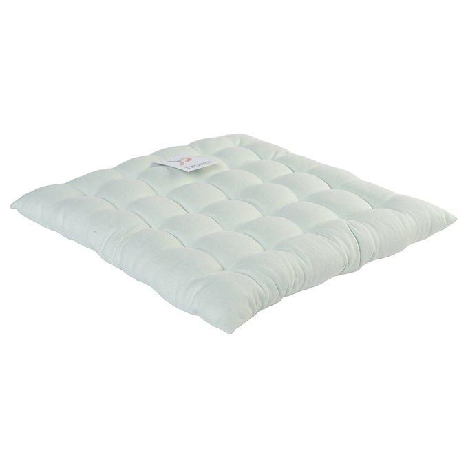 Подушка на стул Wild светло-серого цвета