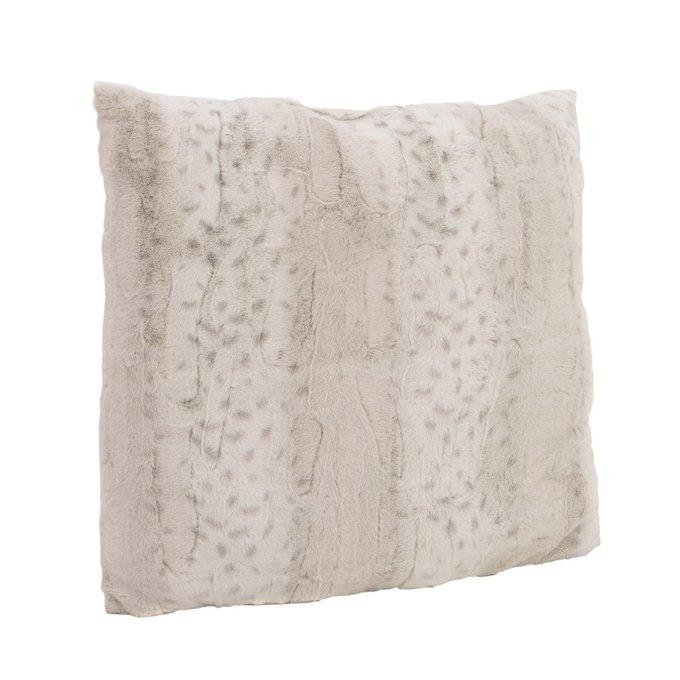 Подушка из искусственного меха