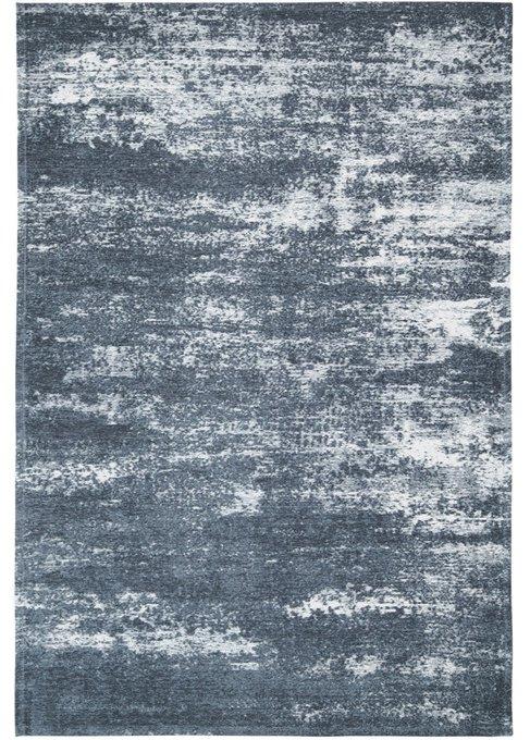 Ковер Flare сине-серого цвета 160х230