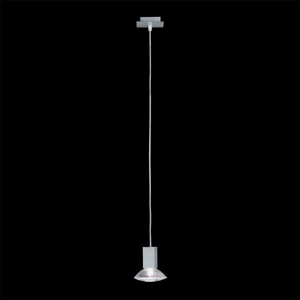 Подвесной светильник Metalspot MODO с плафон из прозрачного стекла
