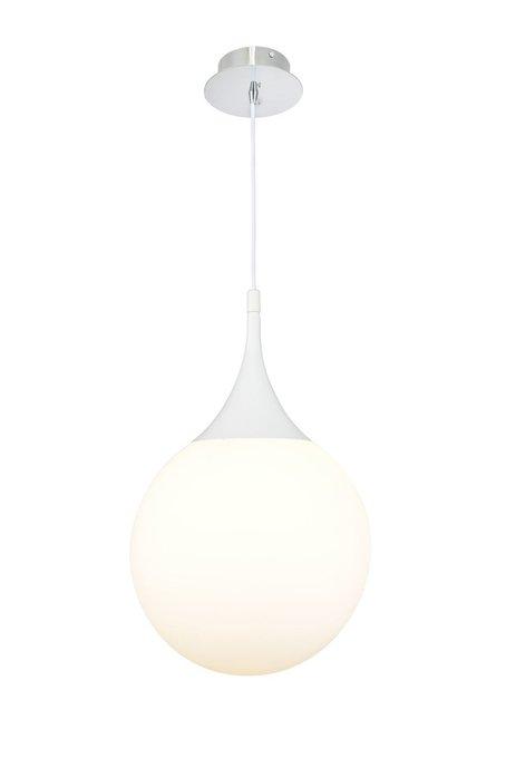 Подвесной светильник Dewdrop белого цвета