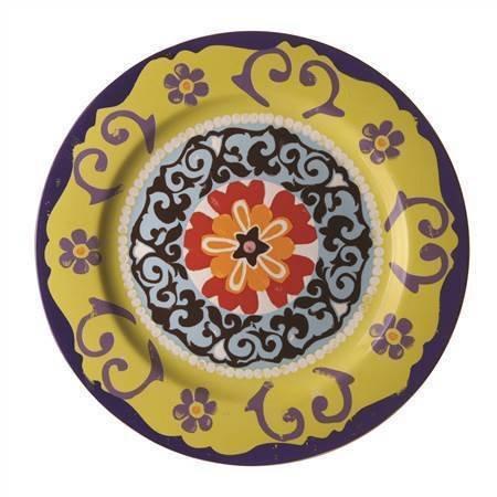 Тарелка Nador из керамики