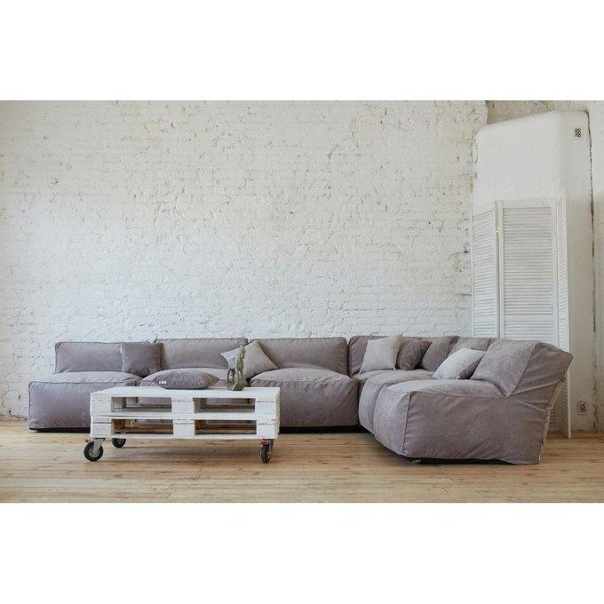 Модульный диван Xaviera Grey
