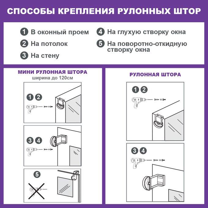 Рулонная штора Миниролл Блэкаут Сатин Малахитовый 40x160
