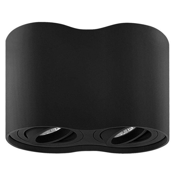 Потолочный светильник Binoco черного цвета