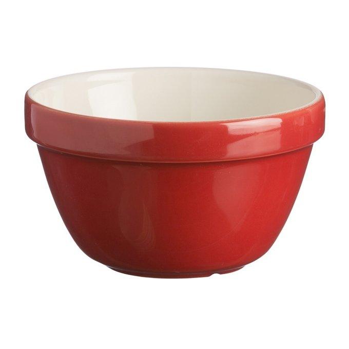 Миска универсальная Colour Mix красного цвета