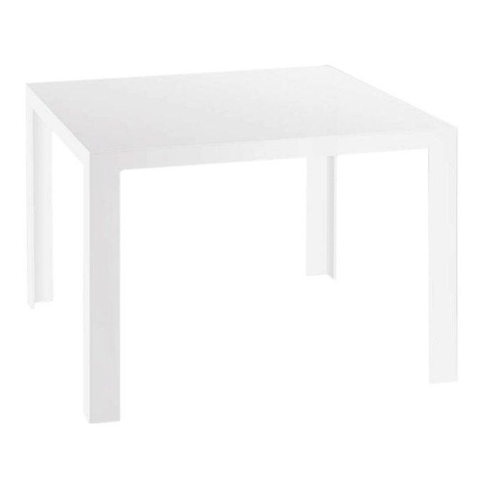 Обеденный стол Invisible Table белого цвета