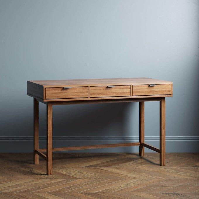 Письменный стол Marinas New 160х60 цвета темный орех