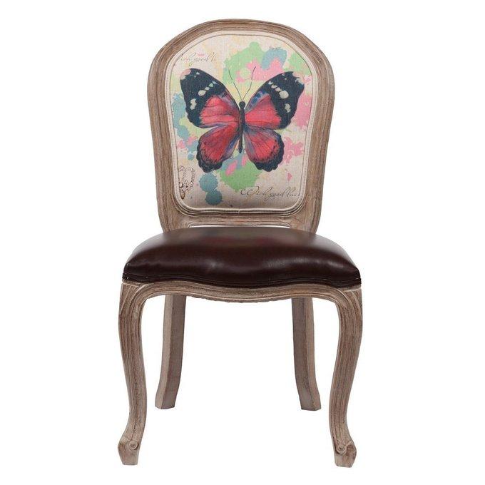 стул с мягкой обивкой  Wish Good Luck