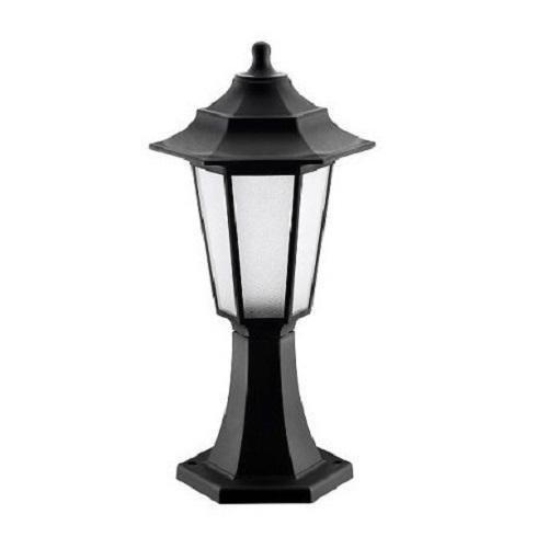 Уличный светильник Begonya черного цвета