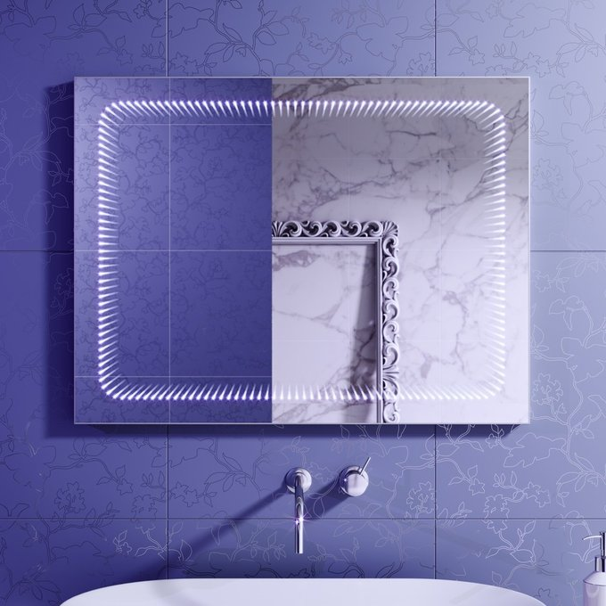 Зеркало с подсветкой Infiniti 80