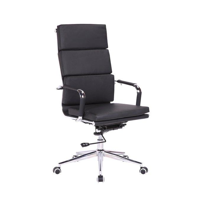 Кресло офисное Top Chairs Effect черного цвета