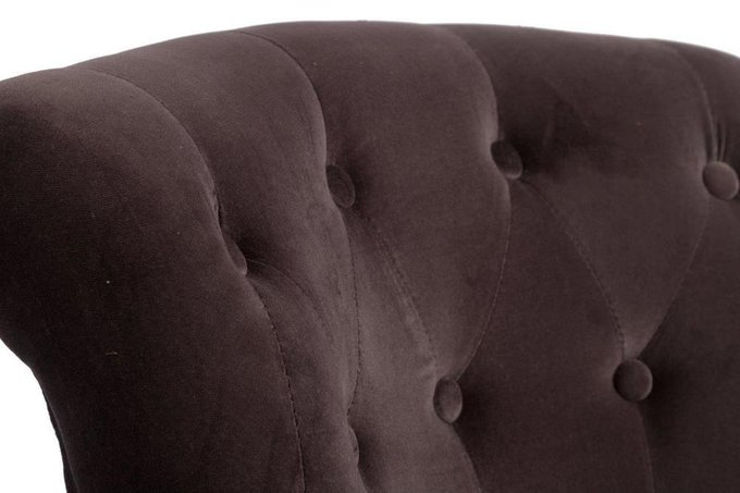 Кресло Robelli Brown коричневого цвета