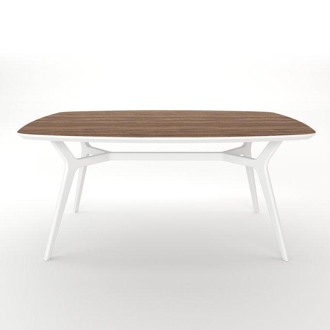 Стол Unika Johann 140 дуб