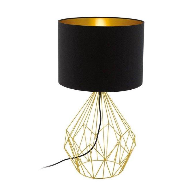 Настольная лампа Pedregal 1 из металла