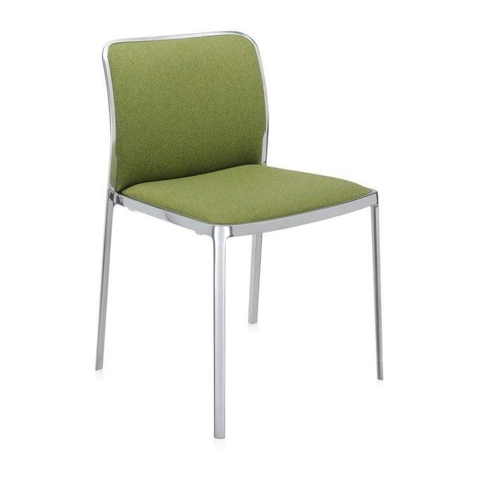 Стул Audrey Soft зеленого цвета