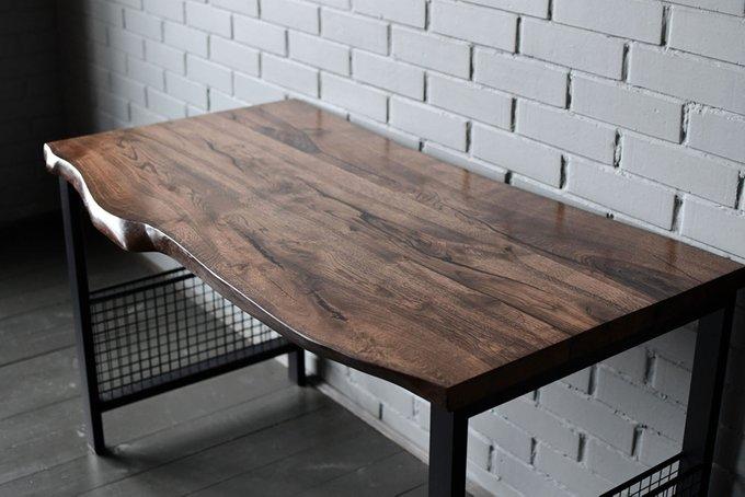 Рабочий стол Design Work Slab с металлическими ножками