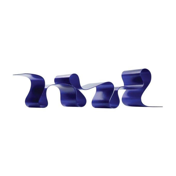 Полка Lovely Rita синего цвета