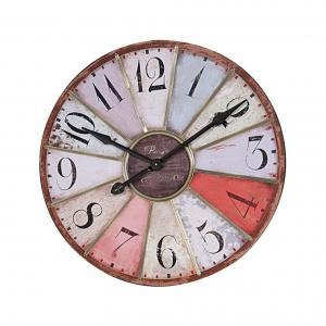 Часы METALL CLOCK MULTICOLOR