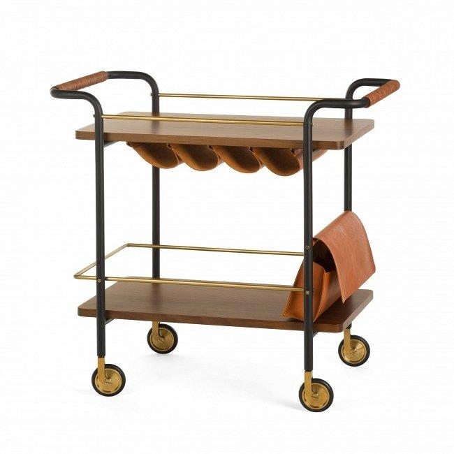 Серверовочный стол Valet Bar Cart