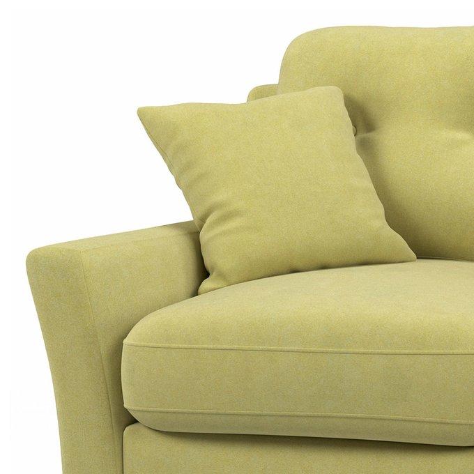Диван двухместный Raf MT светло-зеленого цвета