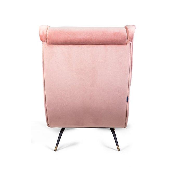 Кресло Zestasia розового цвета