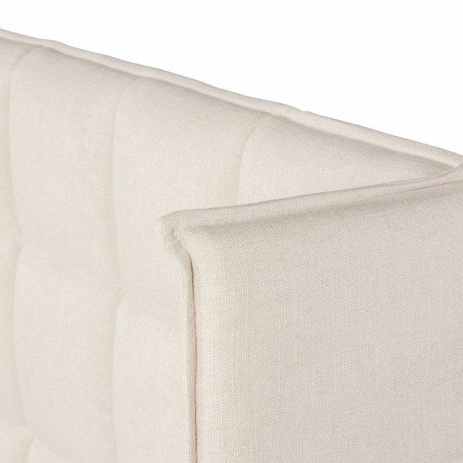Кровать Oakley Bed светло-бежевого цвета 180x200