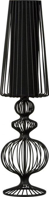 Настольная лампа Aveiro черного цвета