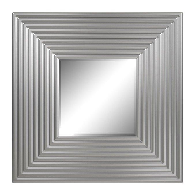 Зеркало настенное Larino Silver